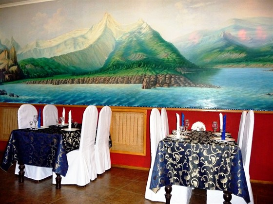 Ресторан Ковчег - фотография 17 - Малый зал