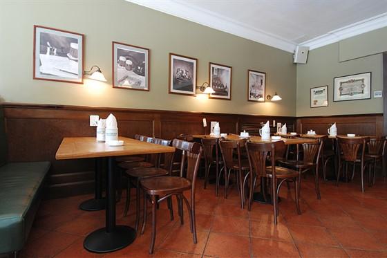 Ресторан Пилзнер - фотография 9 - Пилзнер Покровка