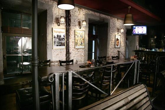 Ресторан Огонек - фотография 4