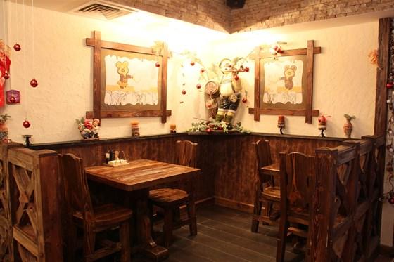 Ресторан Bierloga - фотография 1 - бар