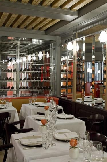 Ресторан Brasserie Мост - фотография 29