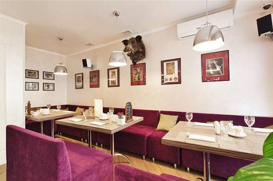 Ресторан Crazy Hunter - фотография 2 - Ресторан