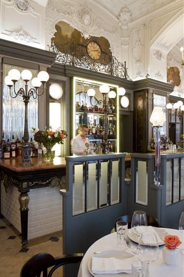 Ресторан Brasserie Мост - фотография 44