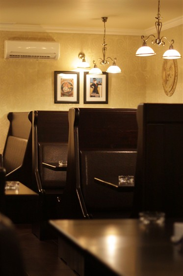 Ресторан Интерпаб - фотография 8