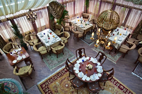 Ресторан Gotinaza - фотография 2