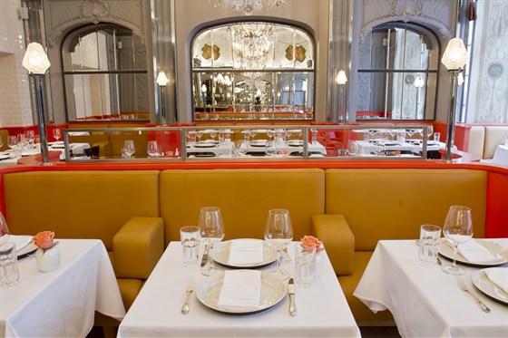 Ресторан Brasserie Мост - фотография 43