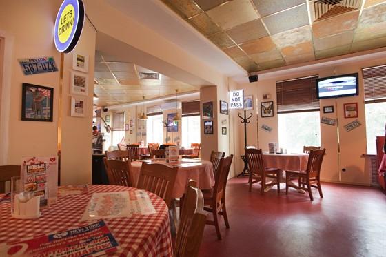 Ресторан New York - фотография 4 - Б. Покровская, 63. New York после ремонта сентябрь 2011