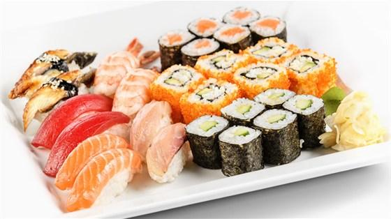 Ресторан Progress Bar - фотография 13 - суши и роллы