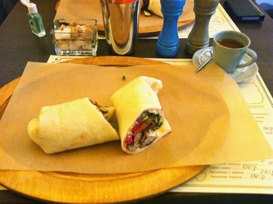 Ресторан Laffa Laffa - фотография 1