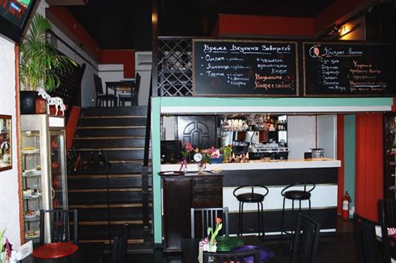 Ресторан Цайт - фотография 3