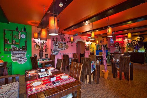 Ресторан Перец и шоколад - фотография 3