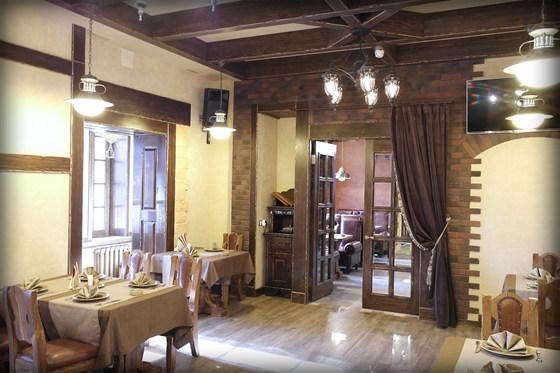 Ресторан Портос - фотография 3