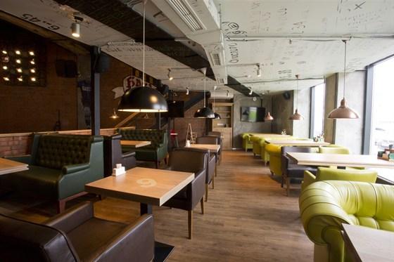 Ресторан Брудер - фотография 12