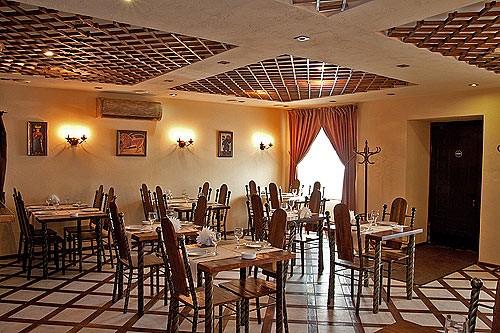 Ресторан Мимино - фотография 2 - Малый зал на 35 человек