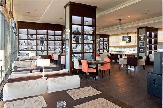 Ресторан Трибуна - фотография 3