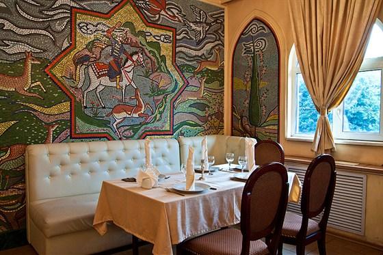 Ресторан Хамса - фотография 13