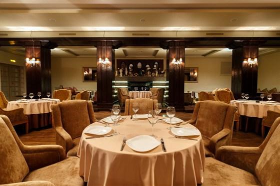 Ресторан Архитектор - фотография 7 - основной зал