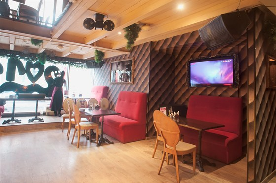 Ресторан Nebar - фотография 16