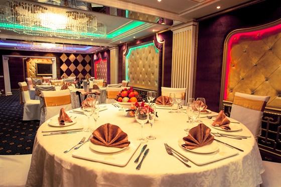 Ресторан Тан - фотография 12 - Европейский зал