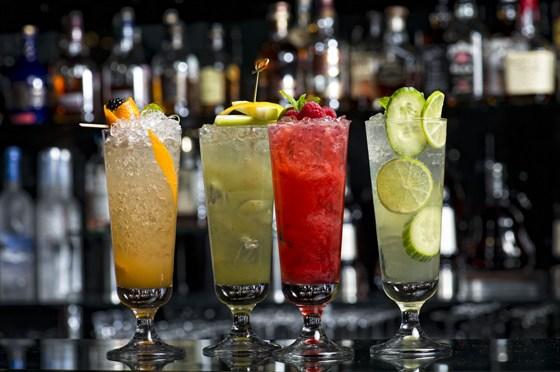 Ресторан O2 Lounge - фотография 17 - Летние лимонады