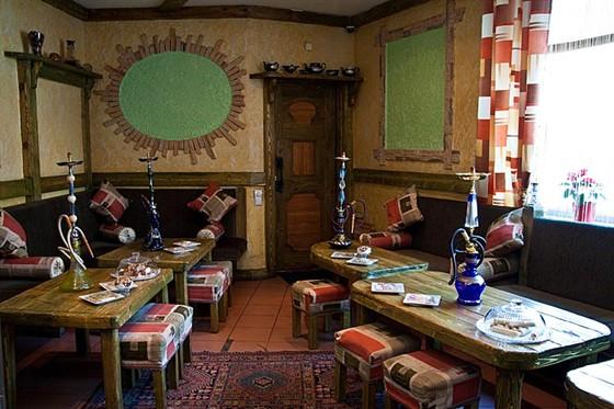 Ресторан Жажда вкуса - фотография 22 - Чайхана. 1-й этаж