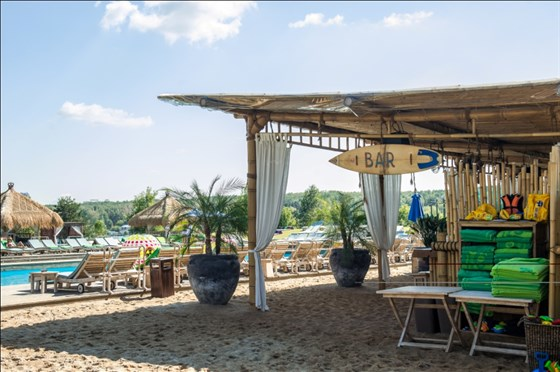 Ресторан Soho Country Club - фотография 7 - Бар у бассейна