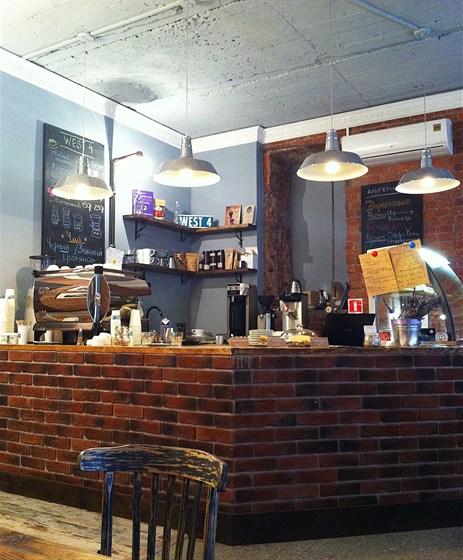 Ресторан West 4. Coffee Brew Bar  - фотография 4