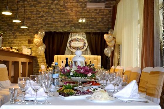 Ресторан У моста - фотография 7 - свадьба в баре У моста