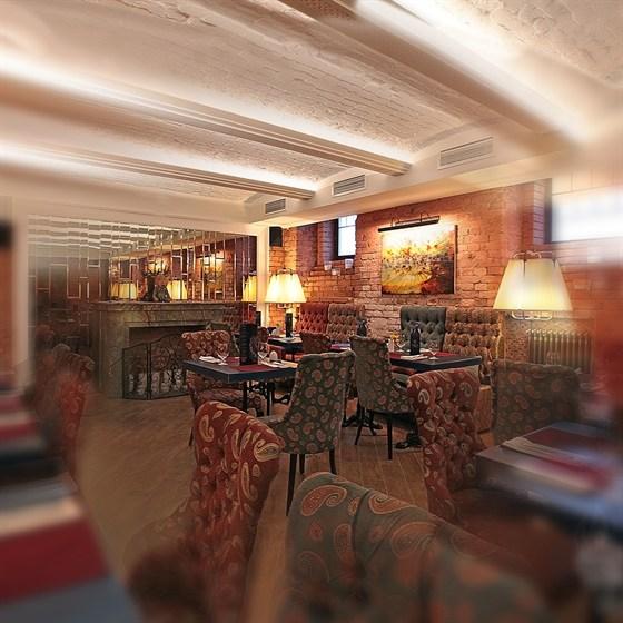 Ресторан Whisky Rooms - фотография 20 - ресторан