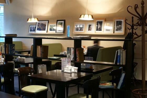 Ресторан Капучинофф - фотография 7