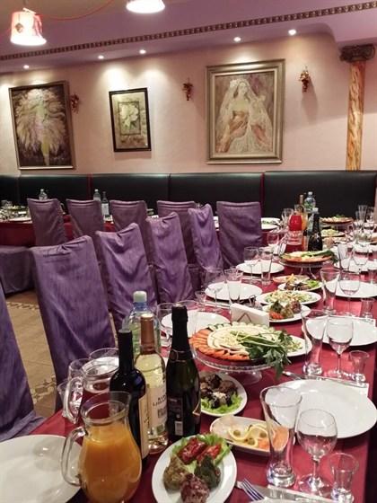 Ресторан Анука - фотография 1 - кафе Анука