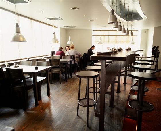 Ресторан Хмурое утро - фотография 1