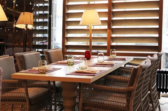 Ресторан Seasons - фотография 4