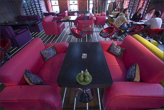 Ресторан Маяки - фотография 4