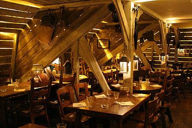 Ресторан Старый чердак - фотография 3