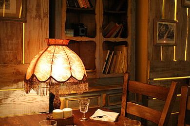 Ресторан Старый чердак - фотография 4