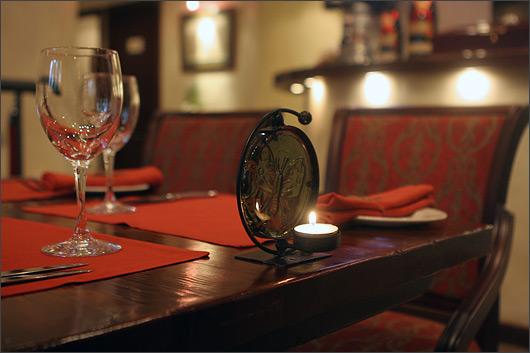 Ресторан Альпенглюк - фотография 4