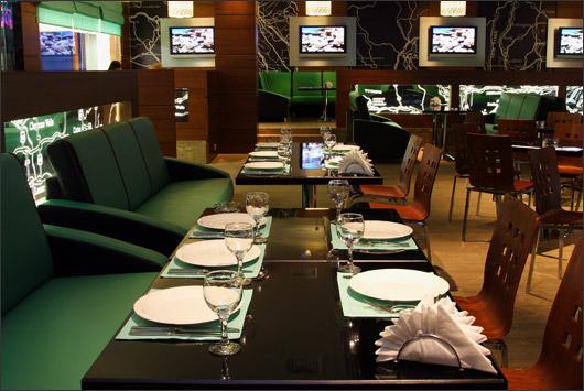 Ресторан Навигатор - фотография 12