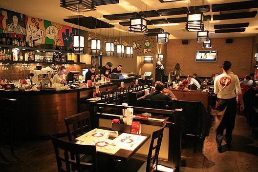 Ресторан Сумодак - фотография 4