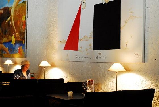 Ресторан Арт-академия - фотография 19