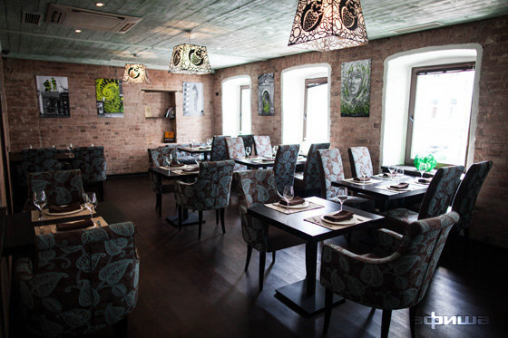 Ресторан Greenberry - фотография 10