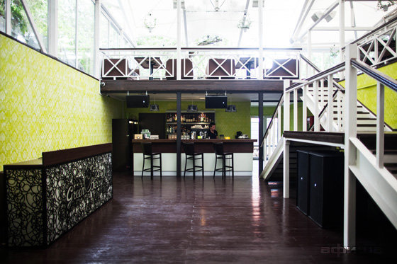 Ресторан Greenberry - фотография 7