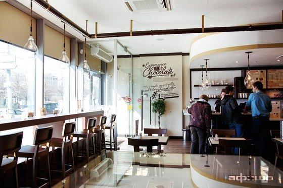 Ресторан Max Brenner - фотография 23