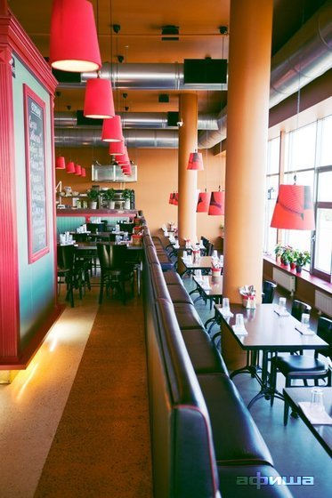 Ресторан Рыба - фотография 17