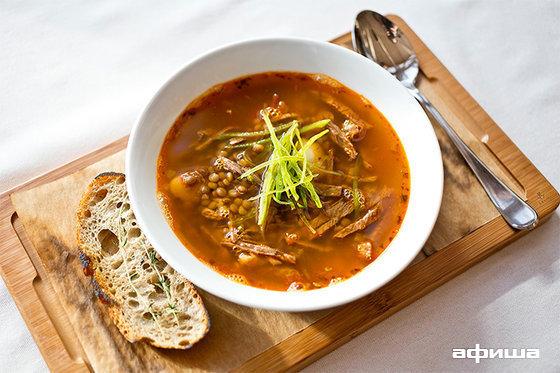 Ресторан Шардам в Музеоне - фотография 13