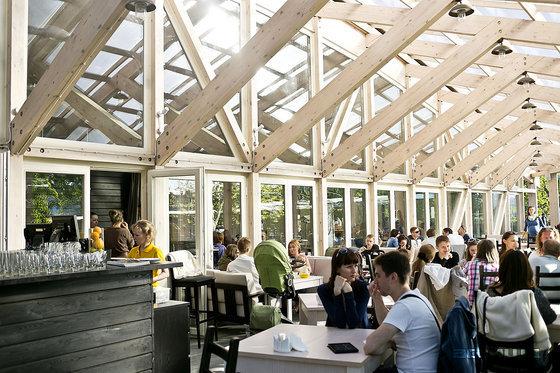 Ресторан Шардам в Музеоне - фотография 16