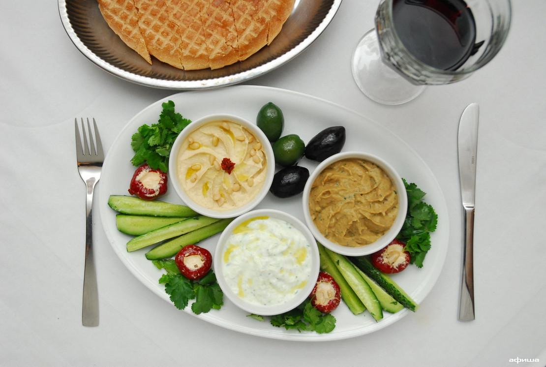 Ресторан Семирамис - фотография 7