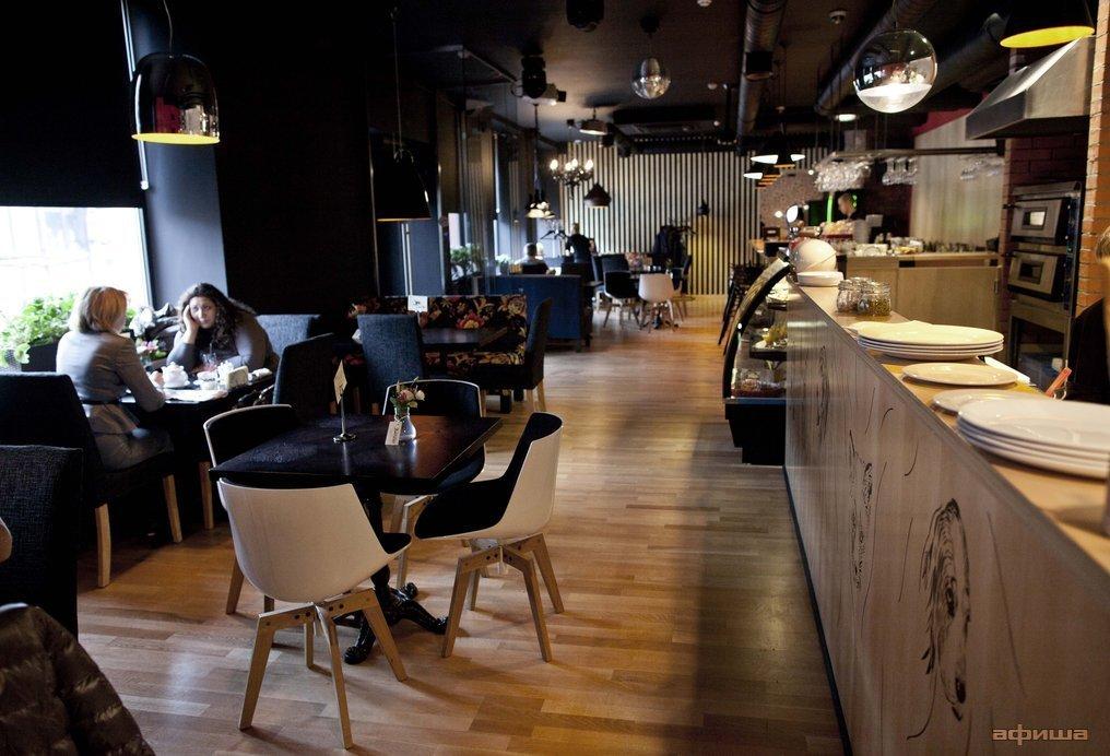 Ресторан Бурый лис и ленивый пес - фотография 9