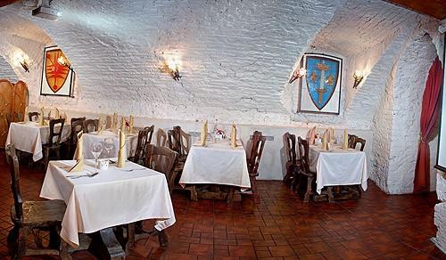 Ресторан Архивариус - фотография 1 - Зал №2
