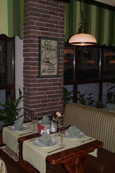 Ресторан Альпийская терраса - фотография 1